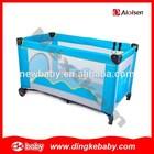 new design hot selling en12227 baby playpen baby crib , cheap playpens