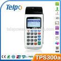 Telepower EFT TPS300A GPRS eletrônico Terminal de pagamento com impressora