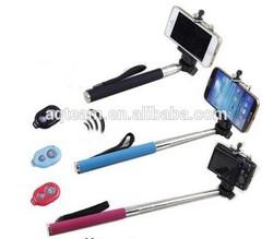 Camera Mobile Phone Monopod + Clip + Bluetooth wireless shutter