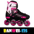 Bw-135 2014 más nuevo ajustable de la alta calidad patines en línea para los niños