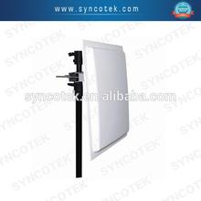 UHF Vehicle Access Control RFID Long Range Reader Wth Integrated Antenna