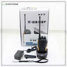 2015 New HYT TC 610 UHF 450-470MHz 5 Watt 16 Channel Waterproof Radio