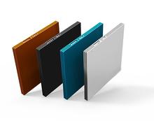 credit card size patent product excalibur electronics 2600mah mars power bank