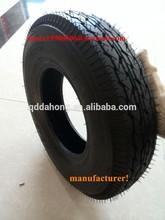 durable rubber tyre 4.00-8 4pr
