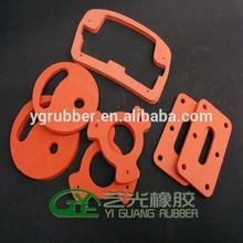 silicone foam rubber seal gasket