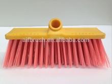 Plastic floor brush/broom