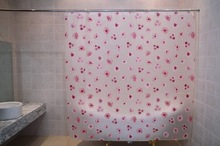 2015 EU and USA best choose and fashionable priting shower curtain/bath curtain with lowest price