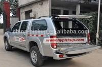FRP Truck Canopy(Sliding side window) for Wingle 5