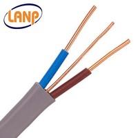 Copper conductor 2 Core + ECC Flat Cable