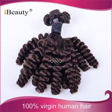 Hot Sale Top Grade Virgin Brazilian Human Hair Remy Fumi Hair