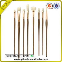 synthetic natural artist brush
