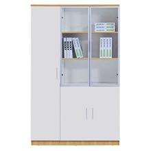Ikea style office furniture office wooden file cabinet IF607