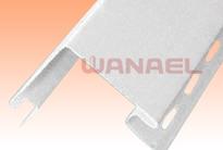 Weatherproof PVC siding panel/exterior wall siding