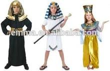 Boys Egyptian Pharoah King Fancy Dress Book Week Costume for Children BC345