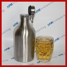 promotion price stainless steel used barrels 2L/64oz