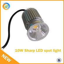 2015 New Design Product High Brightness COB LED Spot Lighting MR16 Dimmable