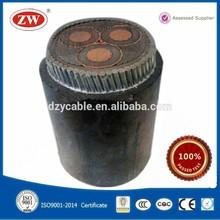 ZW Best sale XLPE PVC Insulated 5kV,11kV,23kV,33kV 11kV Power Cable For Construction