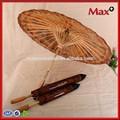 Artesanato criativo nostálgico manual guarda-chuva de bambu japonesa/oil guarda-chuva de papel