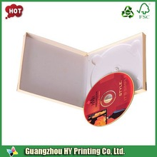 Professional printing colourful wedding dvd case