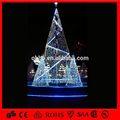 الصين شجرة شجرة عيد الميلاد العملاقة الحلي عيد الميلاد مع أضواء led مع أسماء