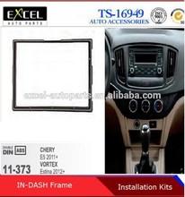 Car Radio Fascia for CHERY E5 2011+ / VORTEX Estina 2012+