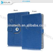 10 inch Tablet Case for Lenovo Yoga Tablet 2 1050F, folio case for Lenovo Yoga Tablet 2 10.1