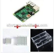 3 EN 1 Rev caso 3.0 512 ARMframbuesa pi modelo b+ con el arm1176jzf-s funcionando a 700 mhz