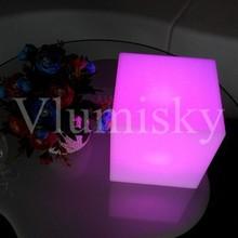 20*20*20cm Colourful Illuminated Practical Decorative Led Cube Light