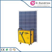 Multifunction panel solar system installation
