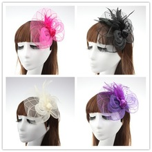 Cheap cute hair flower accessories ,fashion women hair accessories headband ,wholesale japanese hair accessories