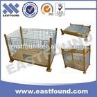 Steel Wire Mesh Pallet Decorative Storage Metal Container Wholesale