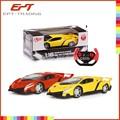 Caliente modelo de coche 1/16 escala de control remoto de coches de carreras de coches de juguete para el niño