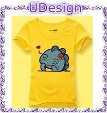 Plain printed comfortable shopping tshirts cotton lovers cute casual tshirts o neck tshirts custom for lovers
