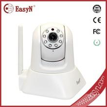 Easyn 3X Zoom hd p2p wireless IR distance 8m cctv camera remote pan tilt