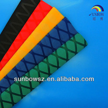 non-slip heat shrink tube sleeves for fishing rod/cover sports equipments