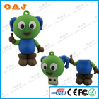 New style cartoon character usb flash drive with FCC Approvaled