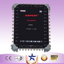 diseqc multischalter, sattelite tv, next digital satellite receiver
