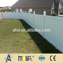 AFOL Lead free, UV protect vinyl swimming pool fence