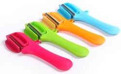 With Magnet Plastic Multifunction Fruit and Vegetables Peelers