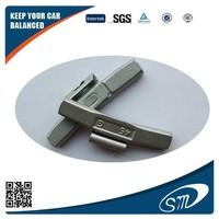 mitsubishi pajero spare parts FE clip on wheel balance weight