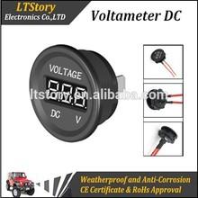 Voltage Meter Indicator 12V for car marine motorcycle