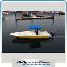 Fiberglass Fishing Outboard Boat Fishing boat