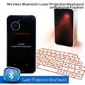 Promotion laser virtuel clavier sans fil bluetooth avec écran lcd pleine fonction de souris virtuelle&& touches de raccourci