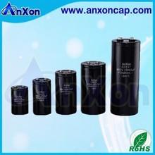 Screw Terminal Electrolytic Capacitor 400V 1500uF 2000 Hours 85C Aluminum Electrolytic capacitor 400V 1500MFD