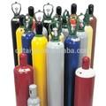 1l-200l de alta pressão de oxigênio e nitrogênio cilindro de gás argônio