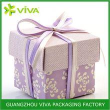 Nice design Fashion gift box in mailbox shape