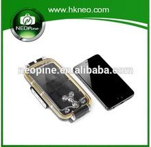 2015 NEOpine 40m underwater waterproof case For Iphone 6 Housing