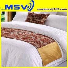 Italy bedspread,straightforward cotton bedsheet,luxurious cotton bedsheet for hotel