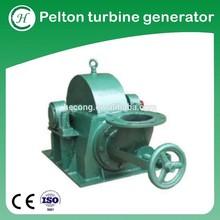 Free energy generator pelton water wheel