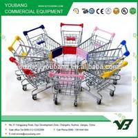 Top quality mini shopping cart